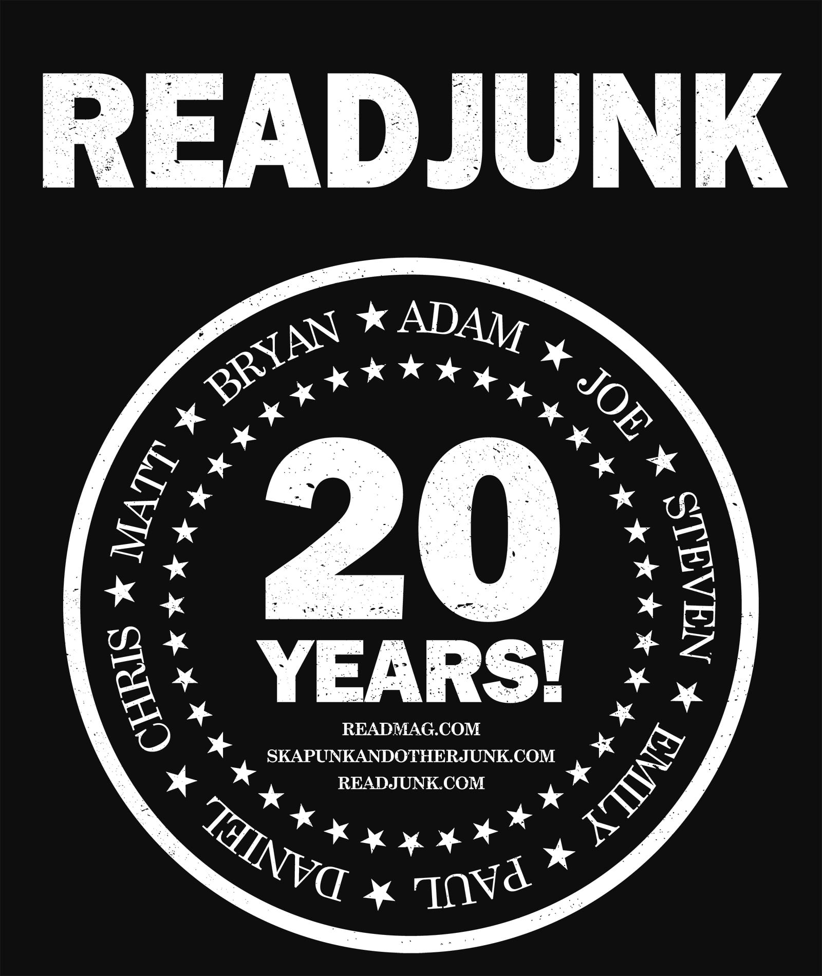 ReadJunk Shirt